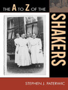 The A to Z of the Shakers (eBook)